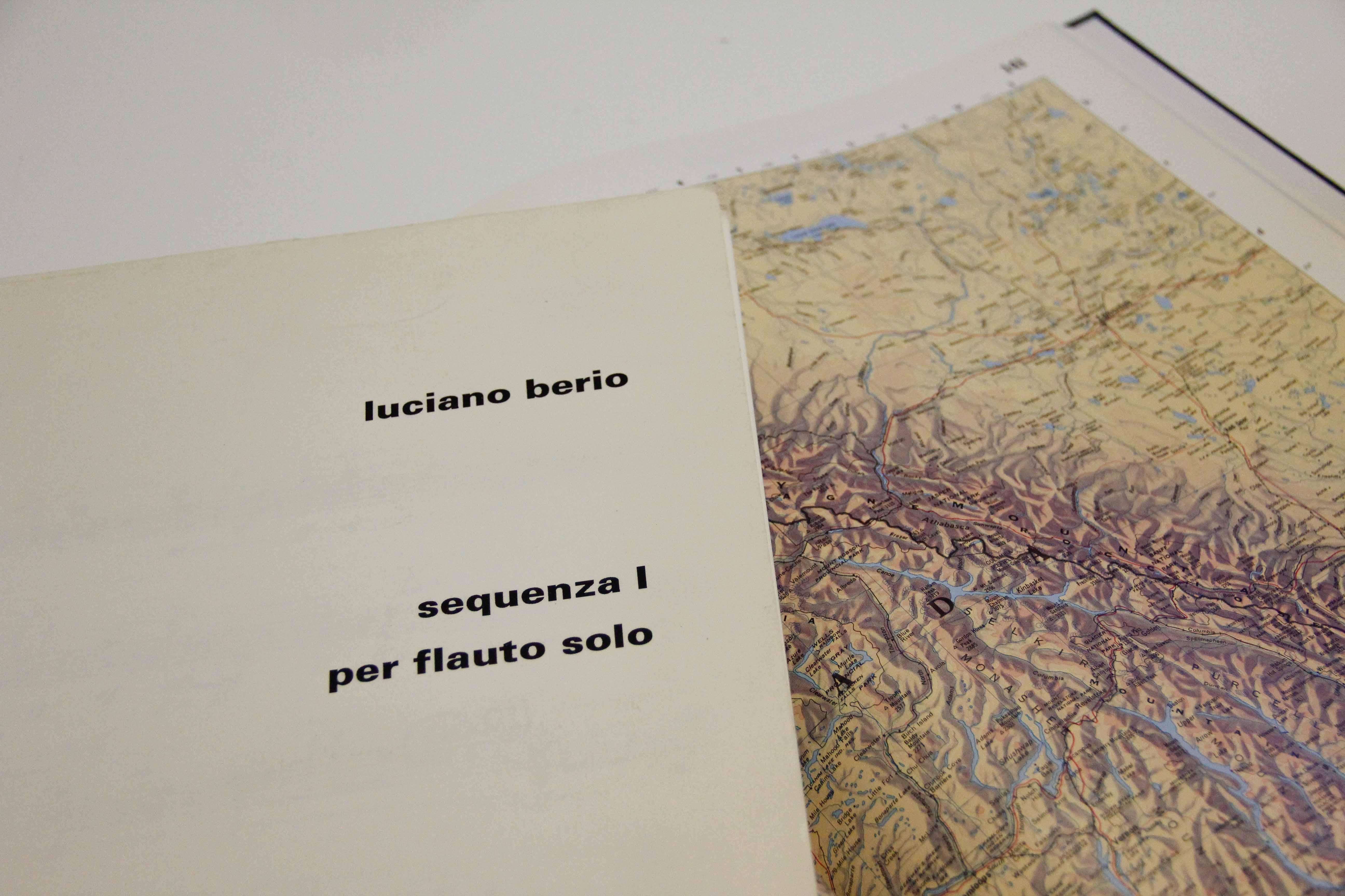 Luciano Berio - Sequenza I